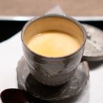 USHIGORO S. - スッポンの茶碗蒸し 牛アキレス腱