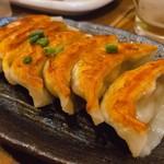 中華第一家 杜記 - ♦︎焼き餃子+エビス中ジョッキ 840 ※グランドメニュー