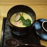 大衆寿司 豊洲 - 茶碗蒸し