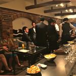 DINING BAR WOODBELL - 内観写真:結婚式や各種パーティの二次会にもご利用下さい!