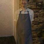 119129011 - オーナーシェフの藤原さん。代々続く洋食屋ふじやの4代目。