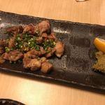 兼平鮮魚店 - 地鶏焼き