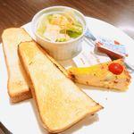 Lunch&Beer SUN  - モーニング・プレート