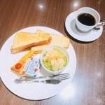 Lunch&Beer SUN  - モーニング500円