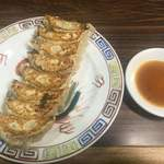 八仙 - 焼き餃子焼き餃子(580円)