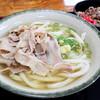 Okada - 料理写真:豚肉うどん
