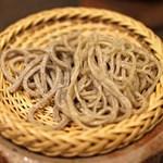 手挽きそば 一心 - 北海道の新蕎麦 と がんこ蕎麦