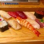 吉野鮨本店 - 料理写真:にぎり  3,000円
