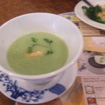 11914456 - 翡翠上湯スープ小(税込み313円)