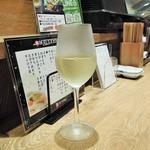 高木鮮魚店 - 白ワイン