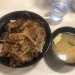 東京チカラめし - 焼き牛丼大盛