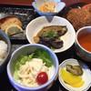 Saisaiyamadakun - 料理写真:日替り定食880円(2019.11)