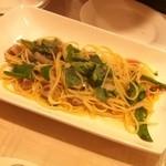 11915306 - 淡河野菜のスパゲティ