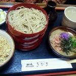 11915486 - そば茶飯セット(特選)1080円