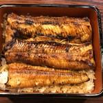 志乃ざき - 霞ヶ浦の天然鰻鰻重