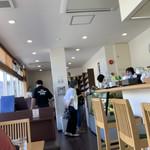 茶通仙 多田製茶 - 店内の様子。