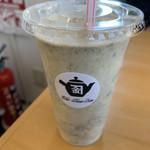 茶通仙 多田製茶 - ほうじ茶のシェーク。