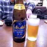 穂卓 - アサヒ スーパードライ プレミアム(中瓶) 700円