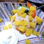 穂卓 - 和風ポテトサラダ(480円)