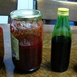 アジア サイアム フード - 自家製ラー油