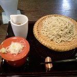 11916234 - 山菜の天せいろ(天麩羅抜き)1,300円!