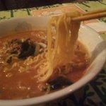 Chuugokushusaikourai - すご~く細い 縮れ麺