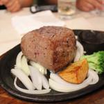 カフェグリーングリーン - 厚切り牛タンステーキ(150g)