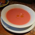 119161926 - PRANZO Bのスープ