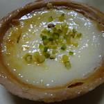 ペル・エ・メル - 料理写真:プチチーズタルト
