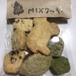 お菓子のポレポレ - 料理写真:MIXクッキー
