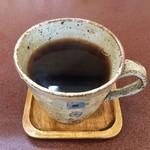 ジャム cafe 可鈴 - 【週替わりランチ(1,050円)】食後のホッと♪コーヒー