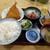 宿場食堂 - 料理写真:セットメニュー「A+C」(900円)_2019-11-05