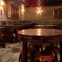 知音食堂-テーブル席