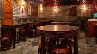 知音食堂 - テーブル席