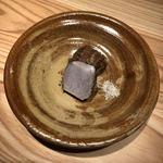 焼鳥 せきや - お通し 石川芋