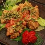 中国料理 九龍 - ユーリンチー 830円