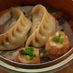 中国料理 九龍 - セイロ蒸しセット 480円