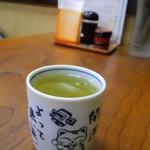 寿得広 - お茶