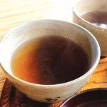 119175597 - 熱いお茶♡