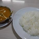 インド・ネパールレストラン マナカマナ - 料理写真:カレーセット(チキンカレー)