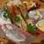 海ごはん しまか - 料理写真:刺身(上)3人前