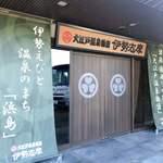 大江戸温泉物語 - 入り口