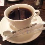 洋酒喫茶 どん底 - ホットコーヒー☆