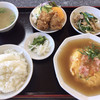 笑福亭 - 料理写真:日替わり定食(¥880)