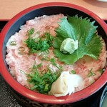 伊豆太郎 - ねぎトロ丼