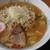 ぶどうの樹 - 料理写真:峠の味噌ラーメン