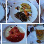 RIFFELHAUS1853 - 夕食一覧。リッフェルハウス(リッフェルベルク,ツェルマット,スイス)食彩品館.jp撮影