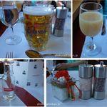 RIFFELHAUS1853 - 夕食。リッフェルハウス(リッフェルベルク,ツェルマット,スイス)食彩品館.jp撮影