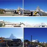 RIFFELHAUS1853 - リッフェルハウス周辺の景色(リッフェルベルク,ツェルマット,スイス)食彩品館.jp撮影