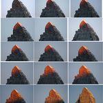 RIFFELHAUS1853 - リッフェルハウスから朝焼け(リッフェルベルク,ツェルマット,スイス)食彩品館.jp撮影